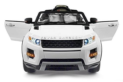 2018 range rover jeep motorized