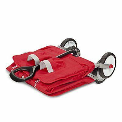 Radio 3-in-1 EZ Fold Wagon Red New Free Shipping
