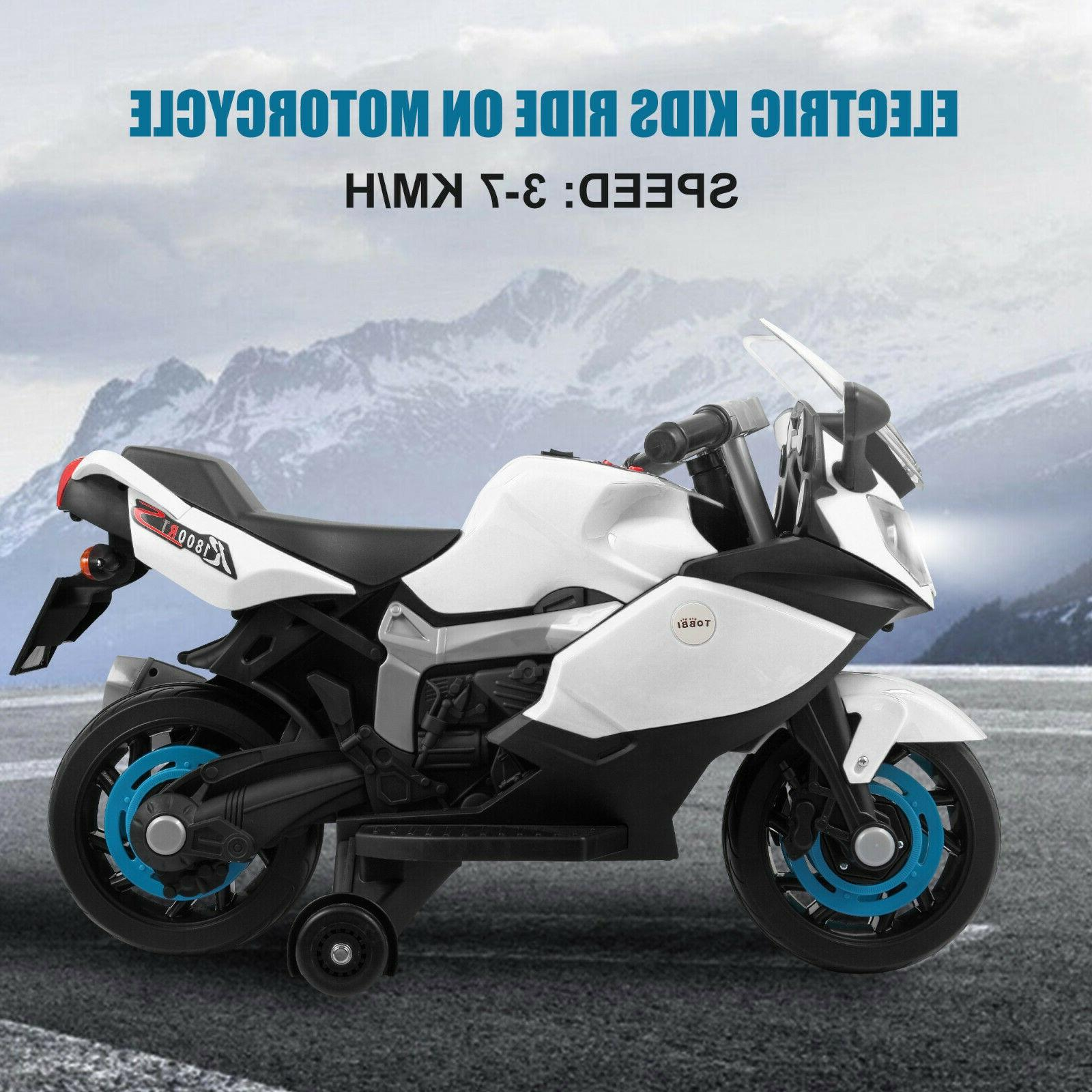 6v electric motorcycle kids ride on car