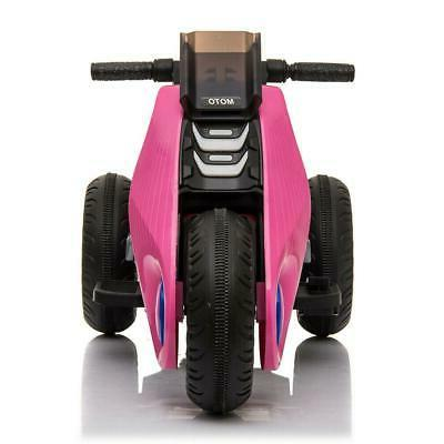 6V Motorcycle Kids Driving Battery Operated