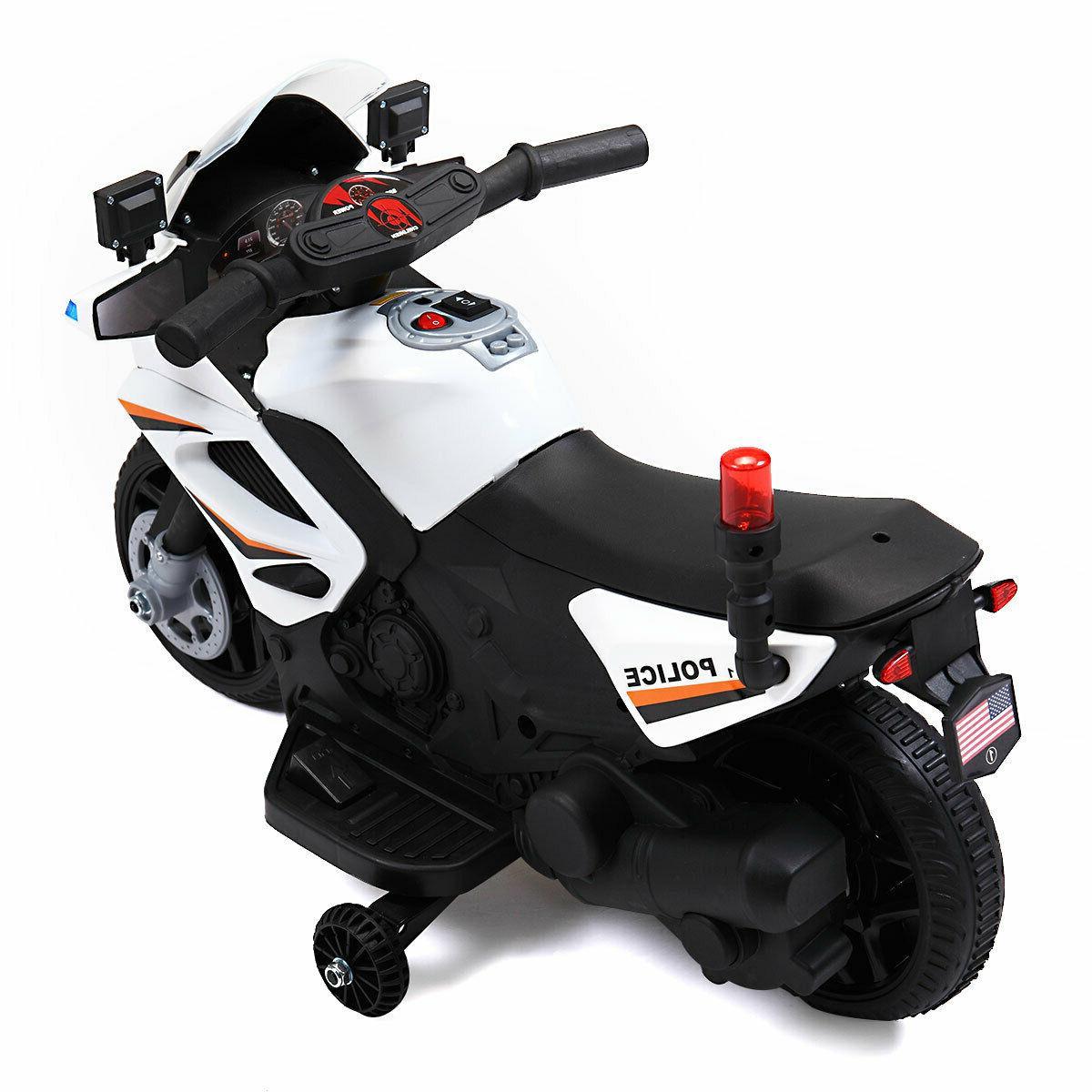 6V Kids Electric Car w/ Wheels
