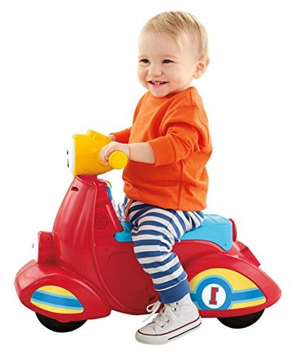 Fisher-Price & Learn Smart Stages Scooter