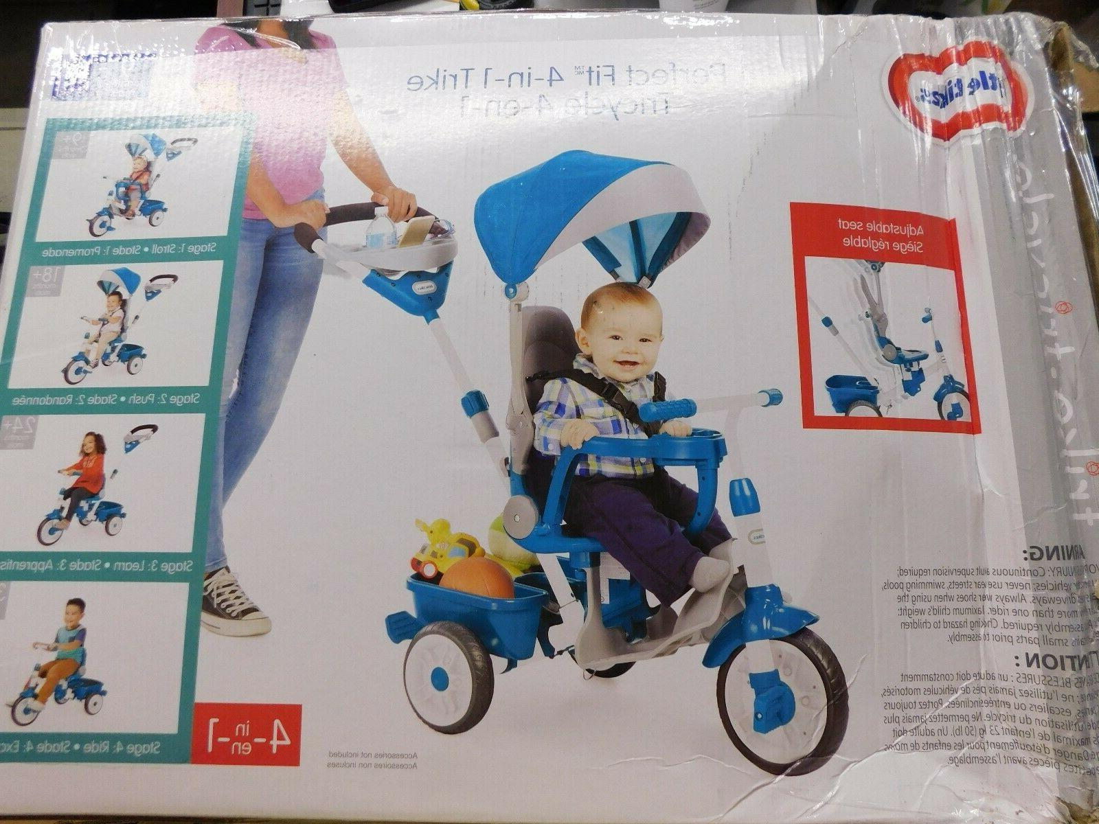 Little Tikes Fit 4-in-1