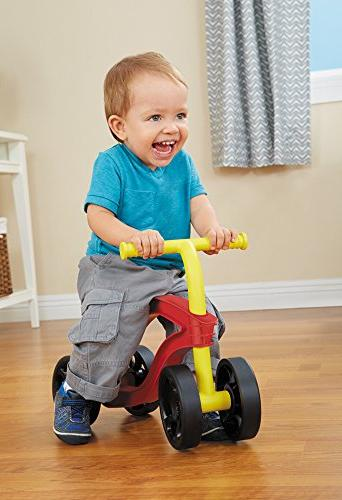 Little Scooteroo - Riding