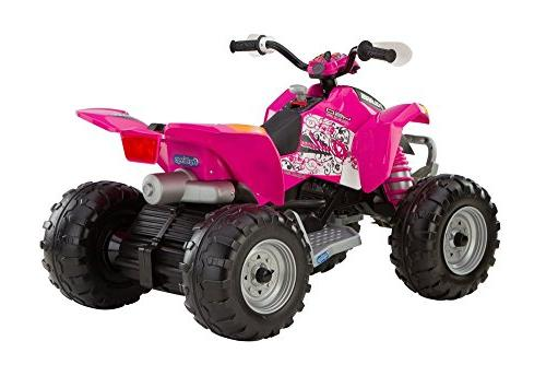 Peg Outlaw Ride-on Vehicle Pink