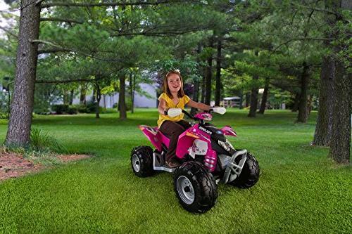 Peg Polaris Outlaw Ride-on - Pink