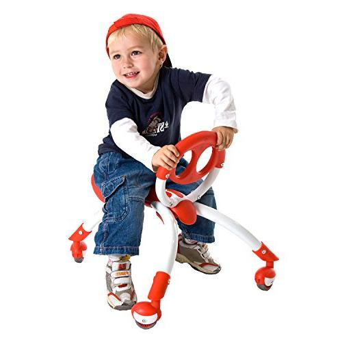 Pewi Toy Toddler to Years Old, Red