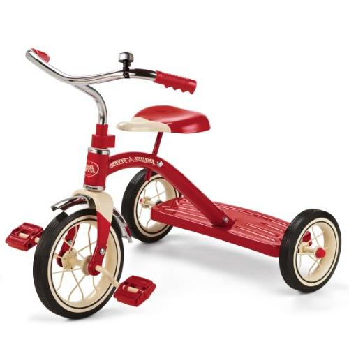 """Radio Flyer 34BX 10"""" Red Classic Tricycle"""