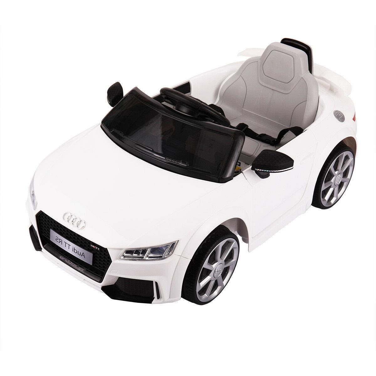 Audi RS Ride 12V Electric MP3 Remote Control