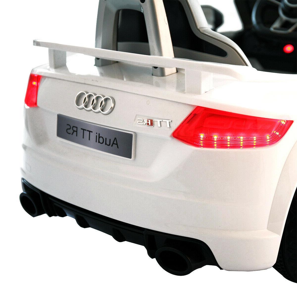 Audi TT Kids Ride Car Remote