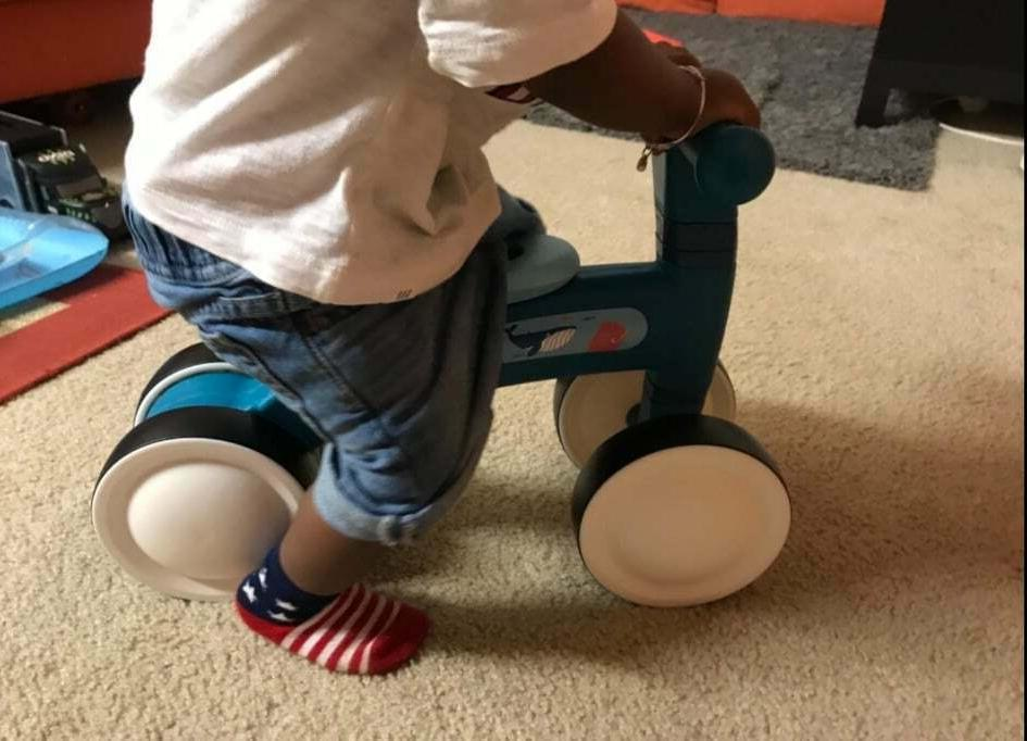 Baby Balance Bikes, Bicycle for Year Old, Ride