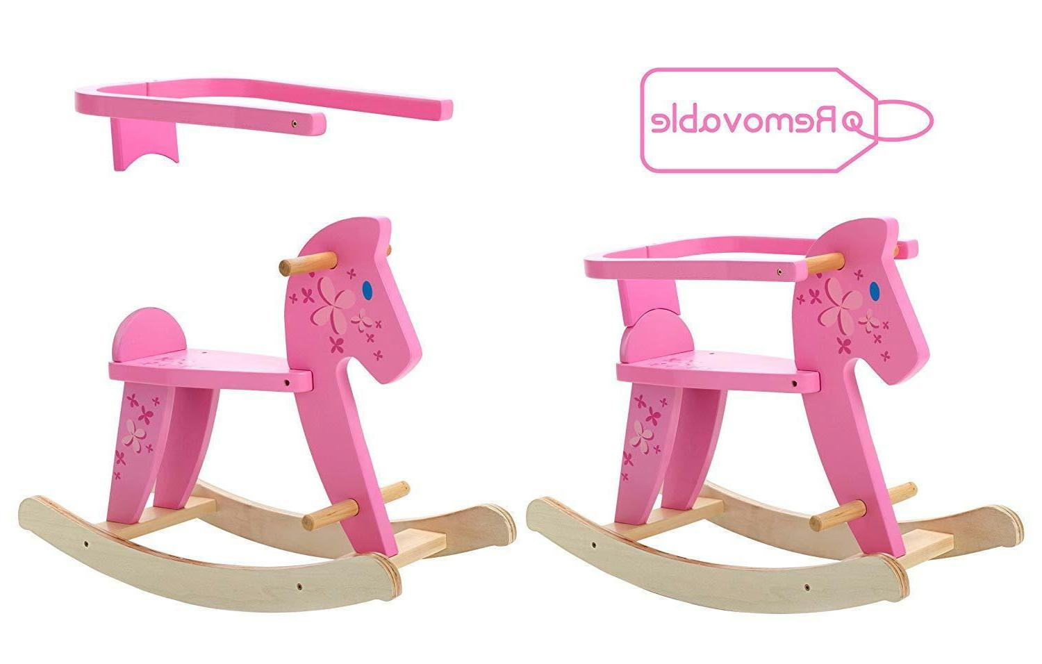 Labebe Baby Ride Pony Rocking Toy Chairs
