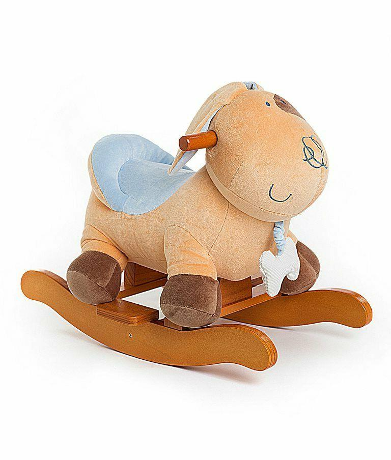 baby rocking horse kids ride on toy