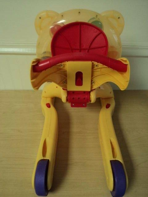 Baby Sit Play Walker Step 3 Fun Push Melody Scoot