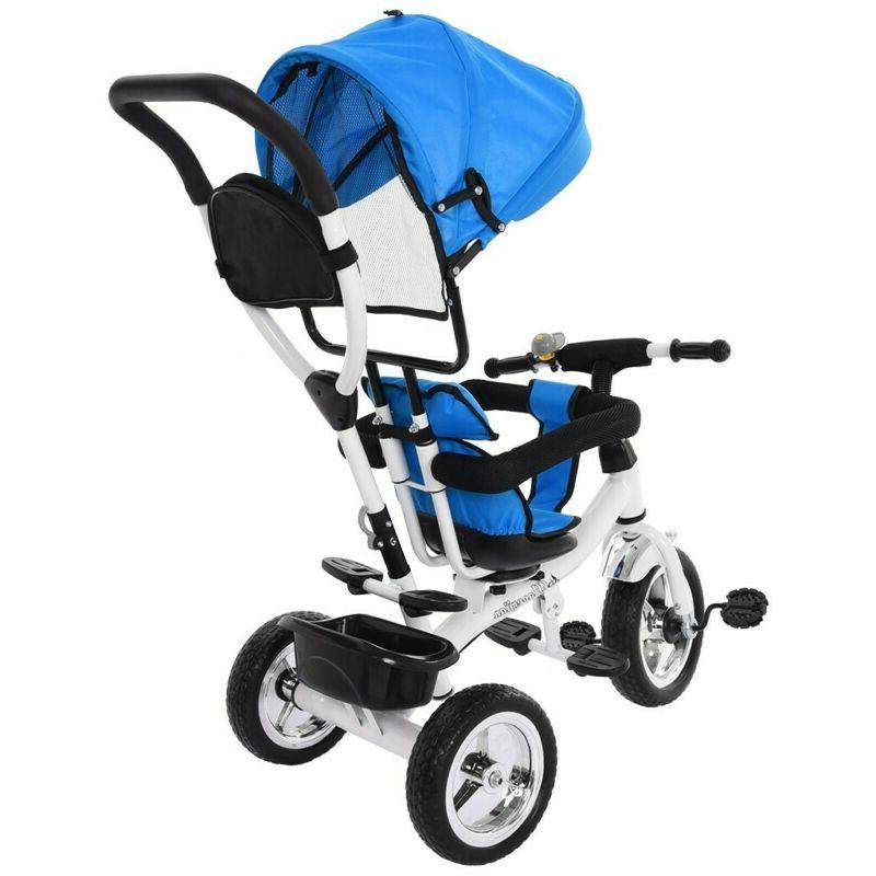 Baby Tricycle For 2 Kid Bike Ride On