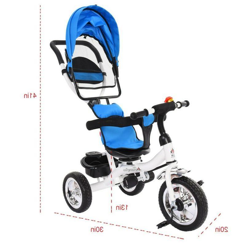 Baby 2 Year Bike Toddler Bicycle Ride On