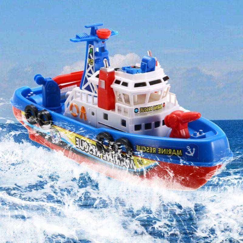 baby toddler bath boat toy rescue squirts