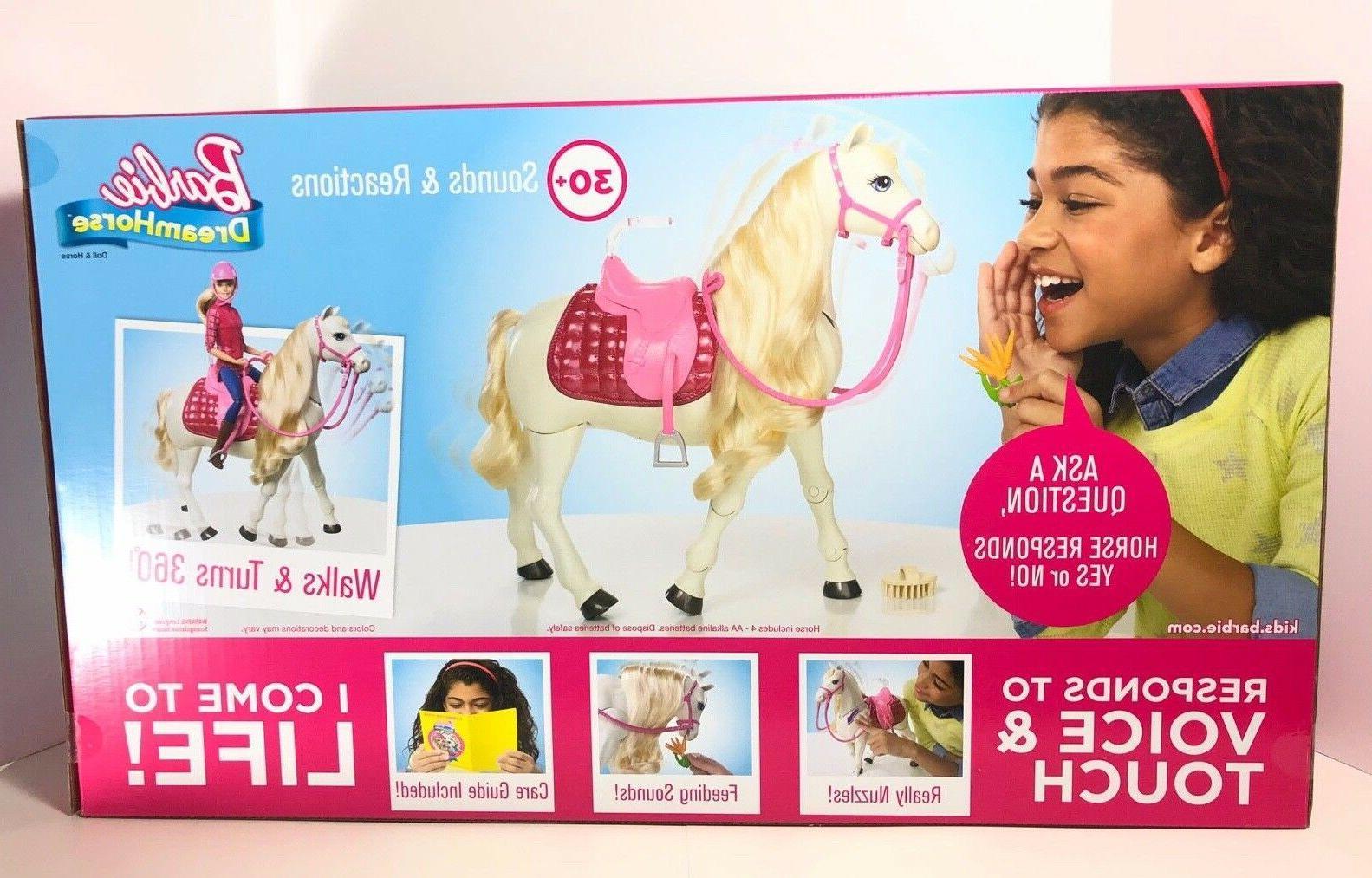 Barbie Dream Horse & & NEW