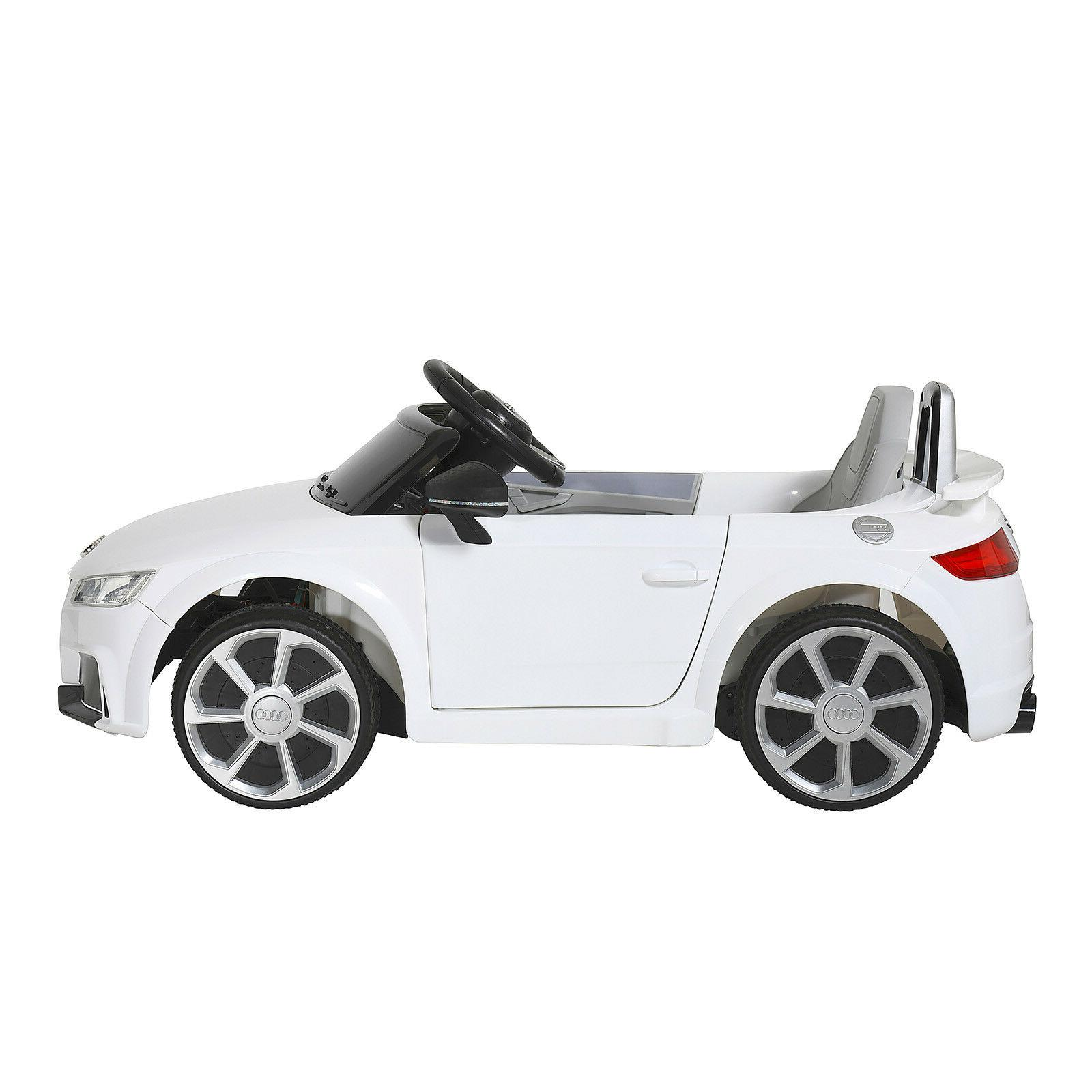 Kids Toy 6V Electric Audi TT Toddler Vehicle