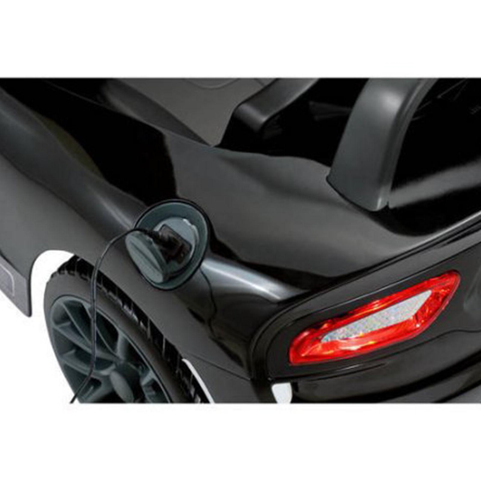 Battery Powered Kids On Toy 6V Electric Dodge Viper Black