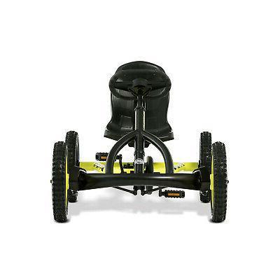 BERG Pedal Go On Steering, Black
