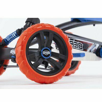 Berg Adjustable Pedal Safe Kart,