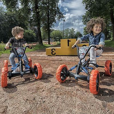 Berg Buzzy Nitro Toddler Adjustable Powered Safe Blue