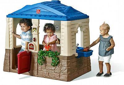 51 Top Images Big Backyard Savannah Playhouse : KidKraft ...