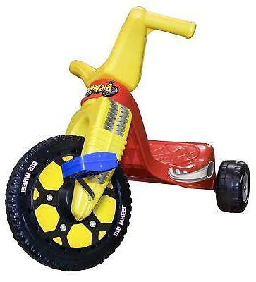 big wheel junior 50th anniversary 9 inch