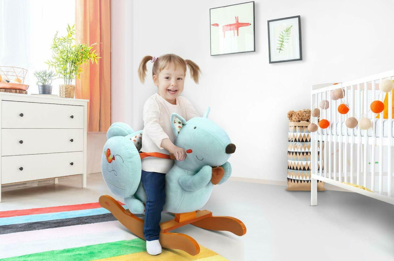 Labebe Rocking Horse, on Toy, Horse f