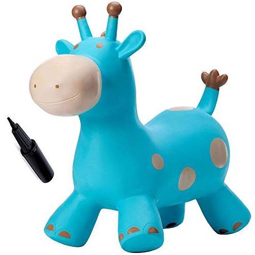bouncy horse bouncing animal