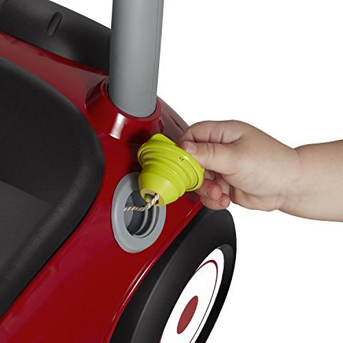 Radio Busy Buggy, Red