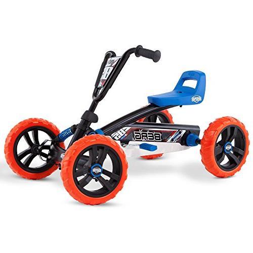 buzzy nitro pedal go kart