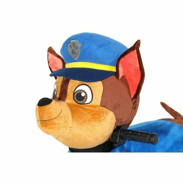 Paw Patrol 6Volt Battery Ride Rescue Dog House Sound Toy
