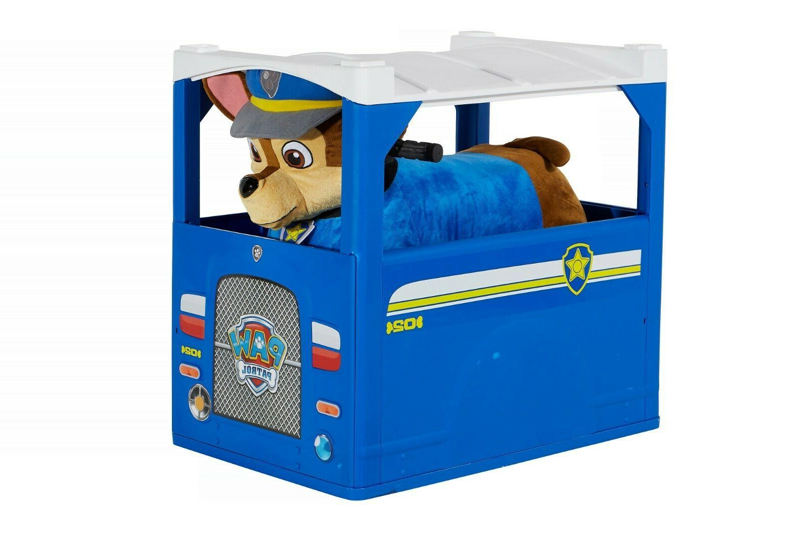 Paw Patrol Battery On Rescue Dog House Sound