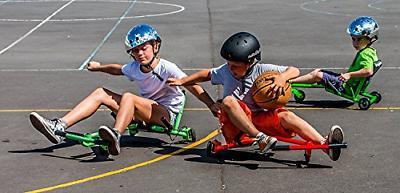 Ezyroller Classic Lime Green - Ride for Children 4+