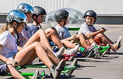 Ezyroller - Green Ride for Children Ages