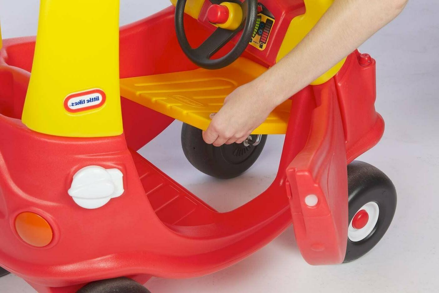 Little Tikes Coupe 30th Anniversary Car, Ride-On Toys Accessories