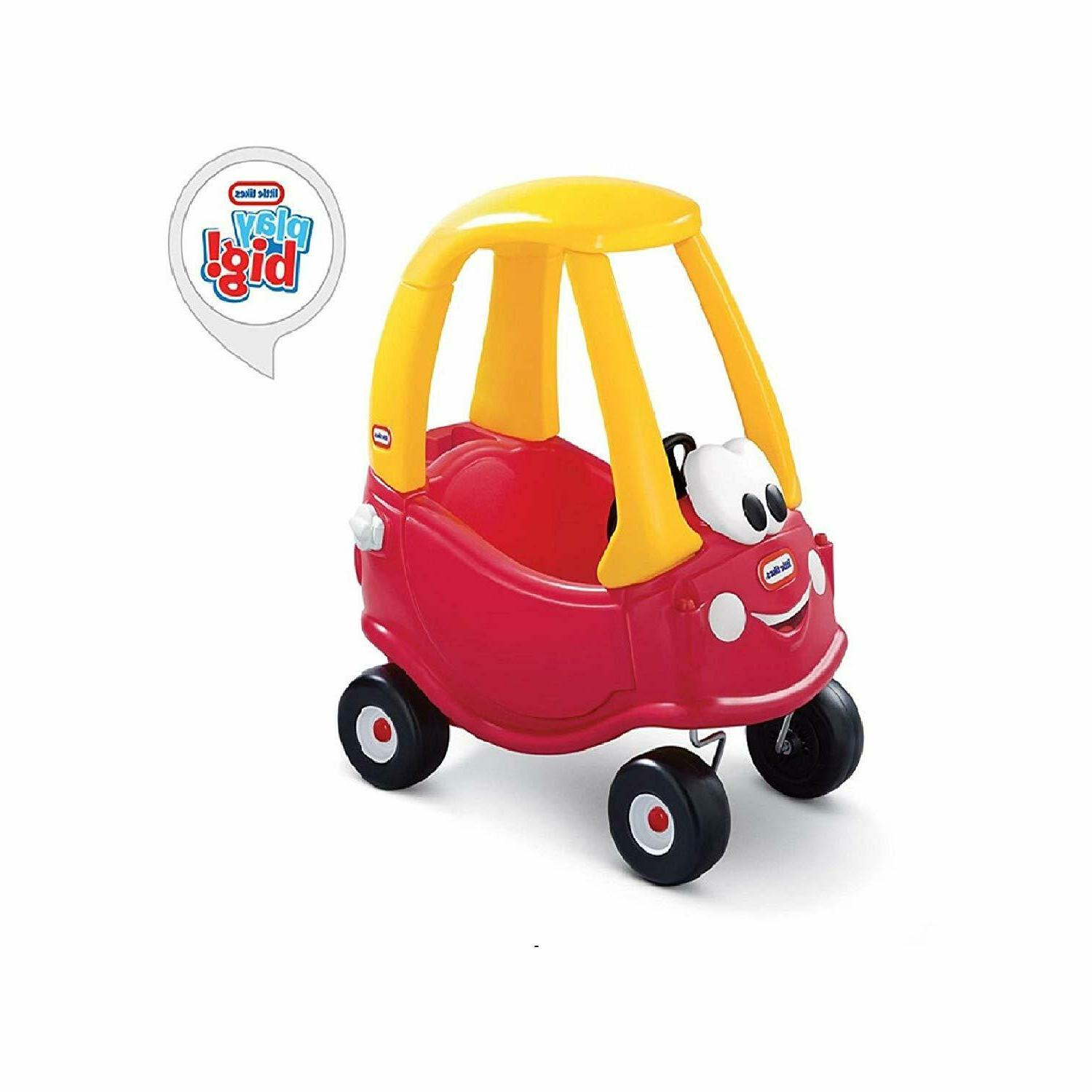 cozy coupe 30th anniversary car ride on