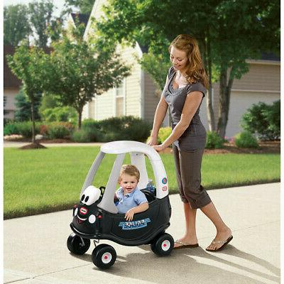 Little Kids Ride On Patrol Toy Push Ride Car Child Gift