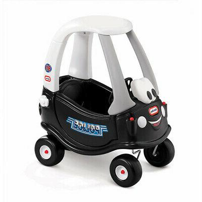 cozy coupe kids ride on patrol toy