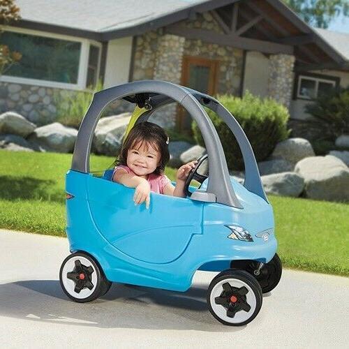 Little Cozy Coupe Sport Boys Girls Fun Outdoor Car New