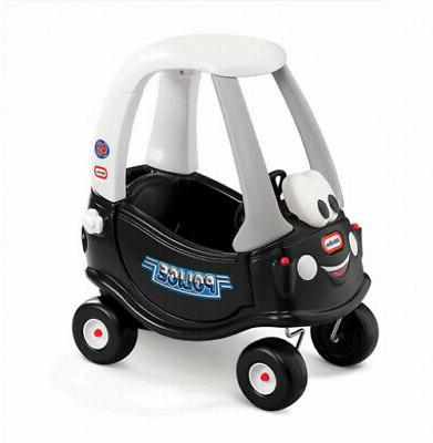 Cozy Ride-On Police Riding Play