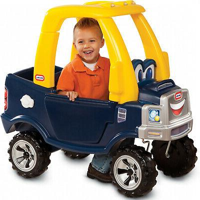 cozy truck toy ride play coupe car