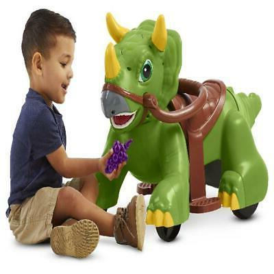 Dino Ride-On Toy Kid Trax 6-Volt Rideamals Fun Play