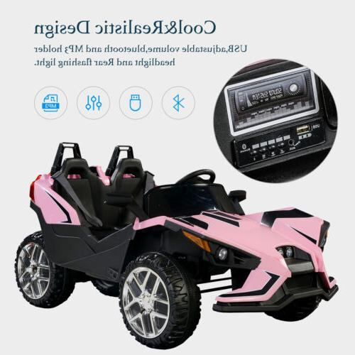 Electric 12V on Toys Battery Car Truck Music