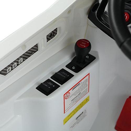 Aosom Ride Car with Remote Control -