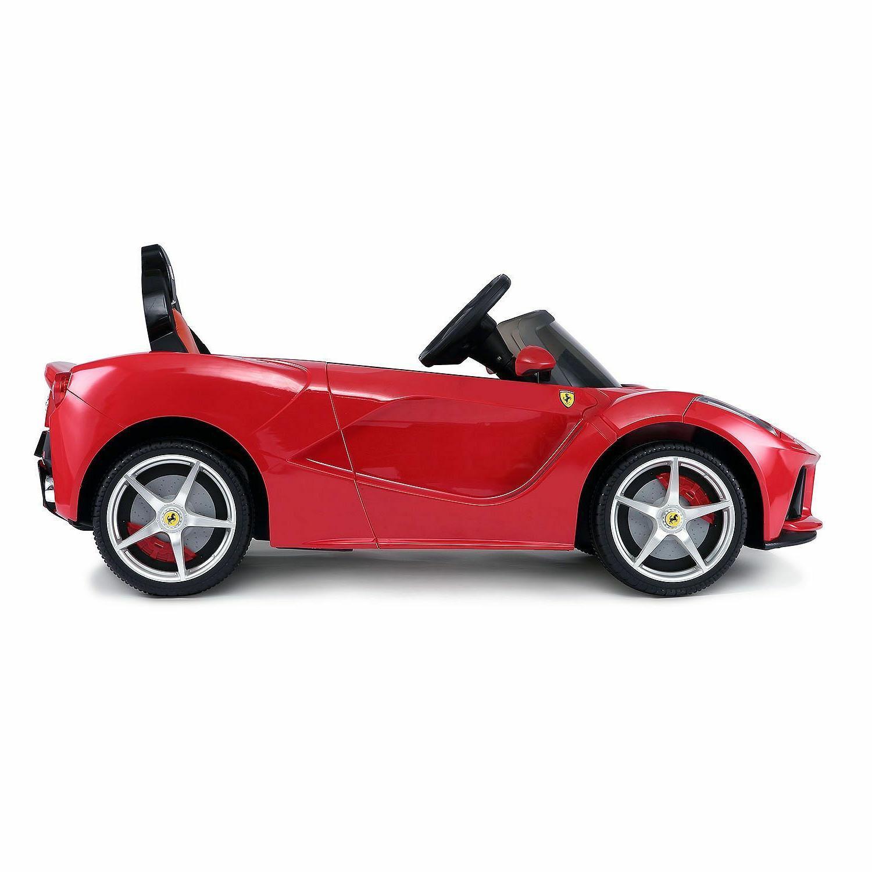 Electric Ride Ferrari Motorized Vehicle Toddler