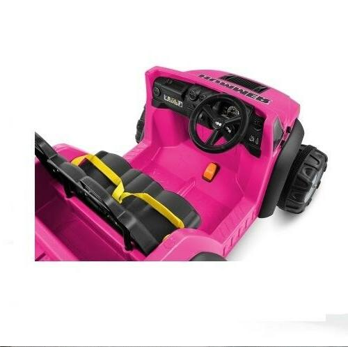 Electric Cars Girls Vehicles Pink