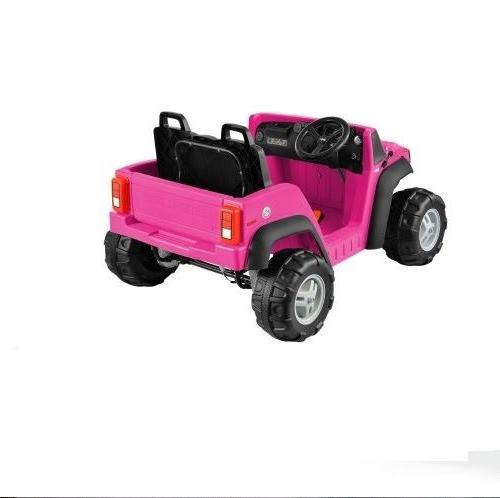 Electric For To Ride On Toys Girls Vehicles Pink